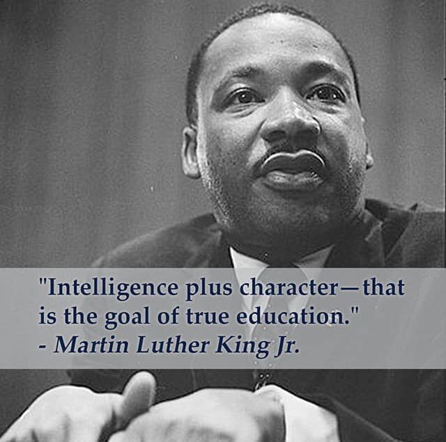 Wishing you a great MLK Day!!!