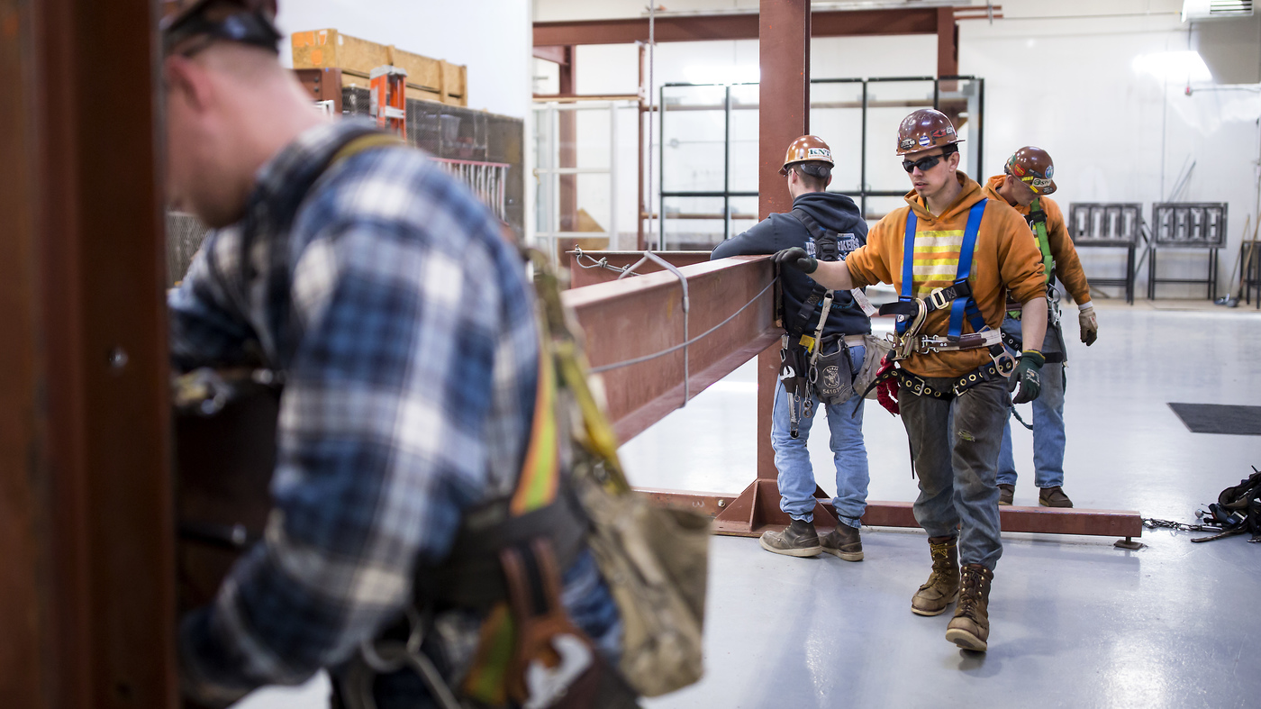 Huge shortages loom in the skilled trades, which require less — and cheaper — training. Should that make students rethink the four-year degree?
