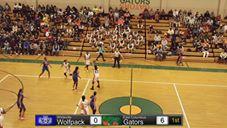 Whiteville vs East Columbus Varsity Basketball