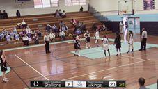 South Columbus at West Columbus JV Basketball