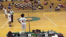 South at East Columbus JV Basketball