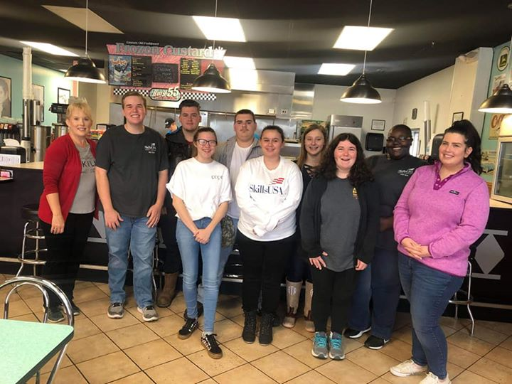 Thank you everyone for supporting our Chapter! Also, a big thanks to HWY 55 in Whiteville for hosting our pancake breakfast fundraiser. We all had a wonderful morning. 🥞🥞