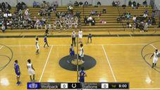 Whiteville vs South Columbus JV Basketball