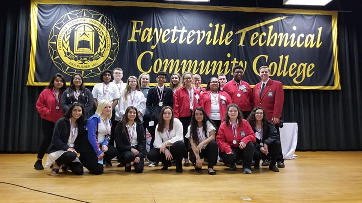 Congratulations to all of our SkillsUSA Regional award winners. We are extremely proud of each and every one of you that competed!   *The list of students and their places will be updated*  Emma Ward-...