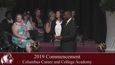 2019 CCCA Graduation  Multistreaming with https://restream.io/
