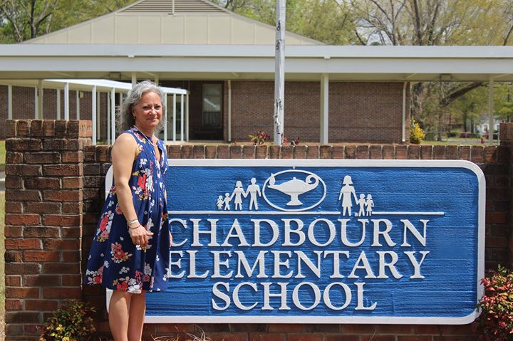 Congratulations to Ms. Michele Bolton on being voted Chadbou...