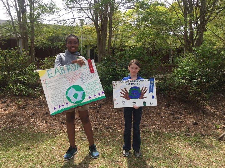 Our 4th Grade Superstars enjoyed the Earth Day Activities at...