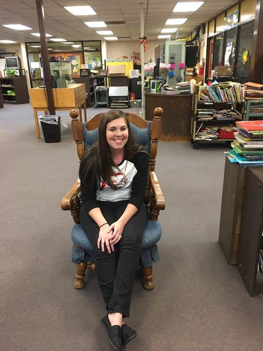 We would like to wish our student teacher Miss Amber Michell...