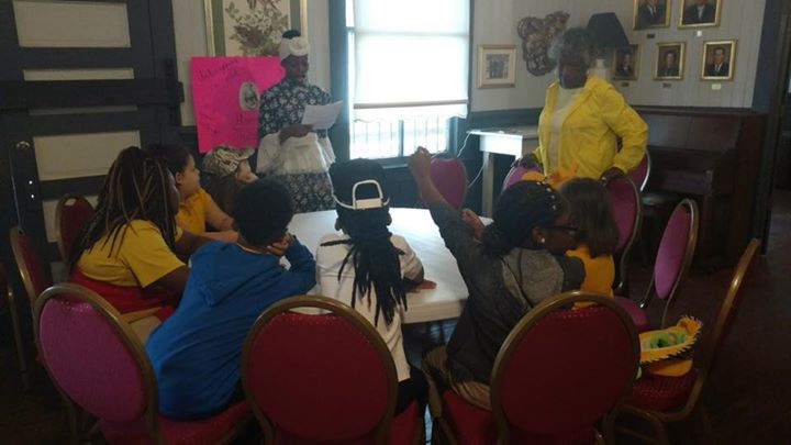 Our 2nd, 3rd, and 4th grade students attended a Black Histor...