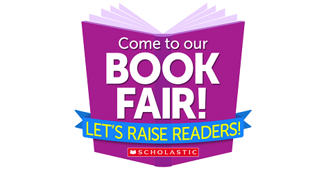 Visit our school's homepage to hear the latest Book Fair new...