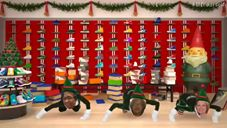 These elves are excited to work at Chadbourn Elementary Scho...