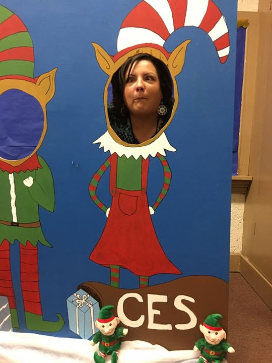 Our elves are diligently preparing for the CES Winter Wonder...