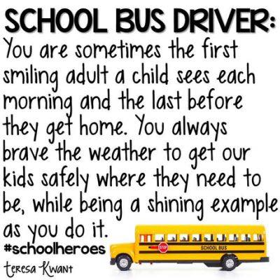 February 11-15 is driver appreciation week/love the bus week...