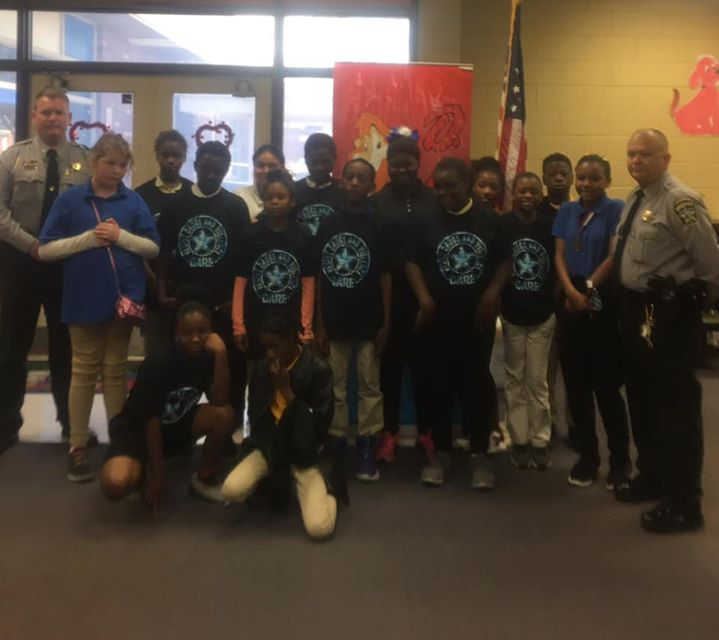 Our 5th grade students recently participated in the DARE Pro...