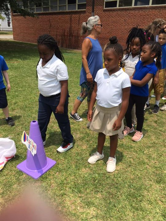 Superstar students and staff enjoyed a day of exercise, fun,...