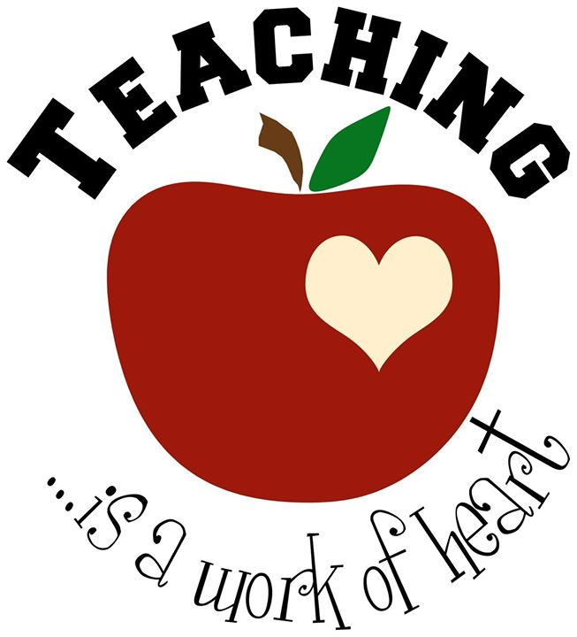 Teacher appreciation week is May 6-May 9...if anyone, group ...