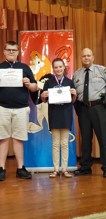 Congratulations to the CGES 5th Grade. They successfully com...