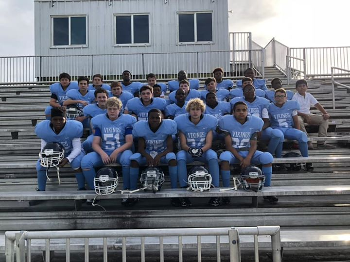 Below are your 2018 Middle School Vikings.  They opened up d...
