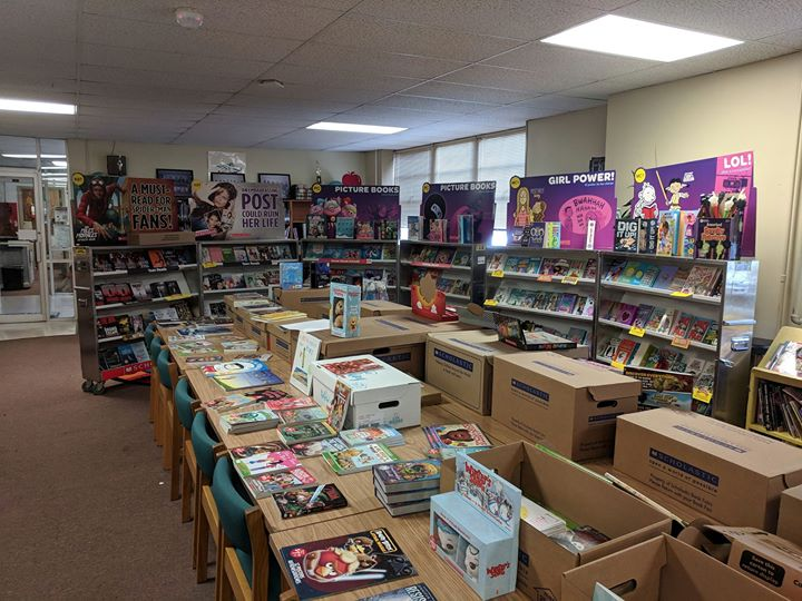 Book Fair Family Night is today from 3:00-6:00 in the Media ...