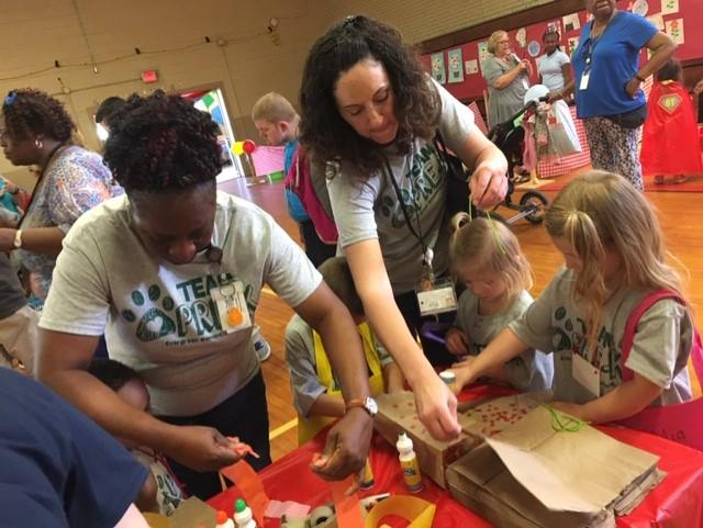 Our Pre-K program is awesome!  Check out some of the activit...