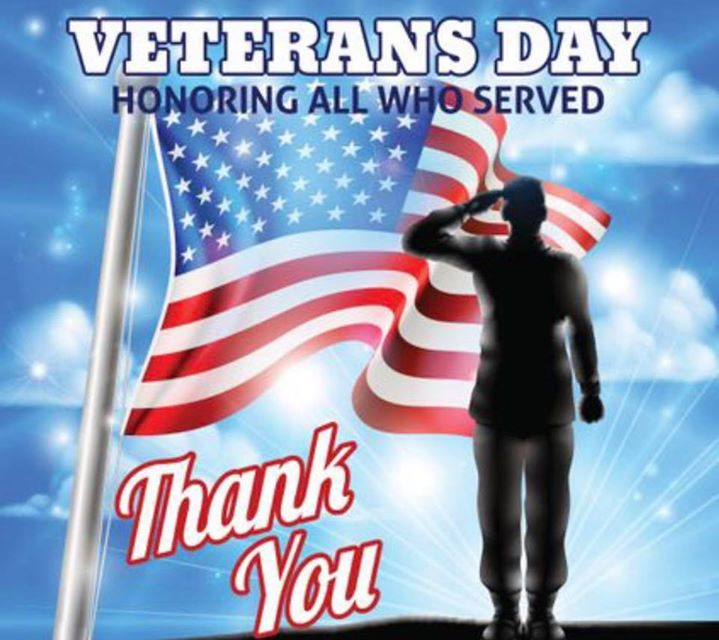 Thank you to all veterans from Hallsboro Middle School. We a...