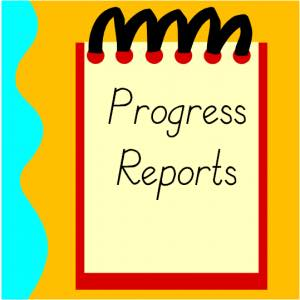 Interim progress reports will go home with students today. I...