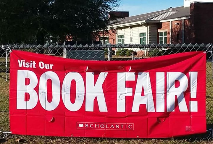 YOU'RE INVITED TO: Williams Township Elementary FALL BOOK FA...