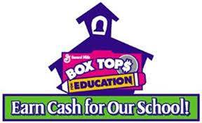 Don't forget to keep saving and sending in your Box Tops! Pl...