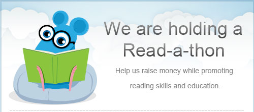 Don't forget to support your favorite reader! The Read A Tho...
