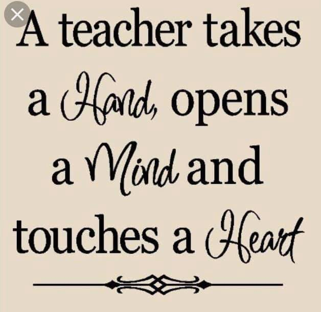 This week we celebrate our awesome teachers for Teacher Appr...