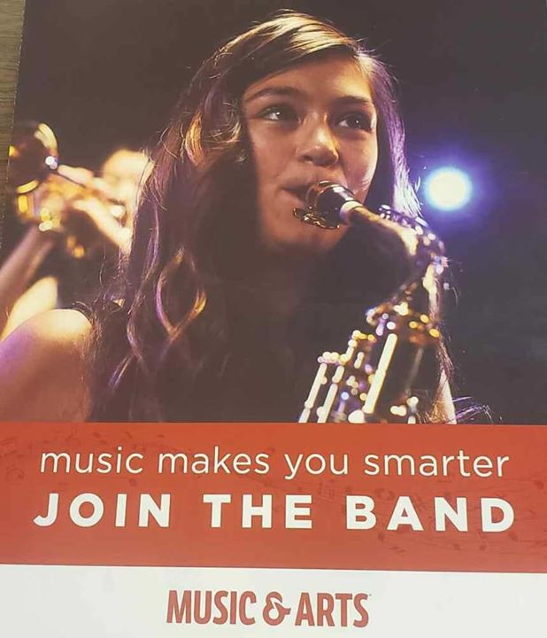 There will be a Band Recruitment Meeting on Monday, May 13 f...