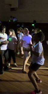 K-5 Glow Dance